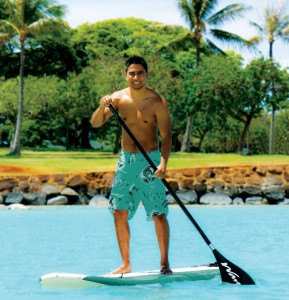 Oahu Stand Up Paddle Boarding