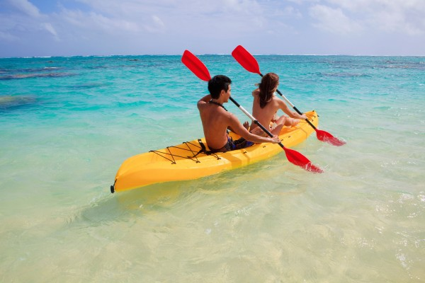 lanikai double kayak rental