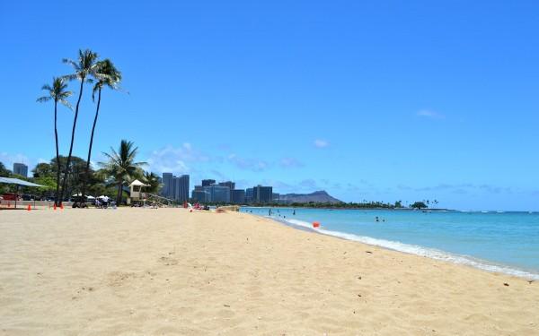Ala Moana Beach Park Oahu Sup At Its Best